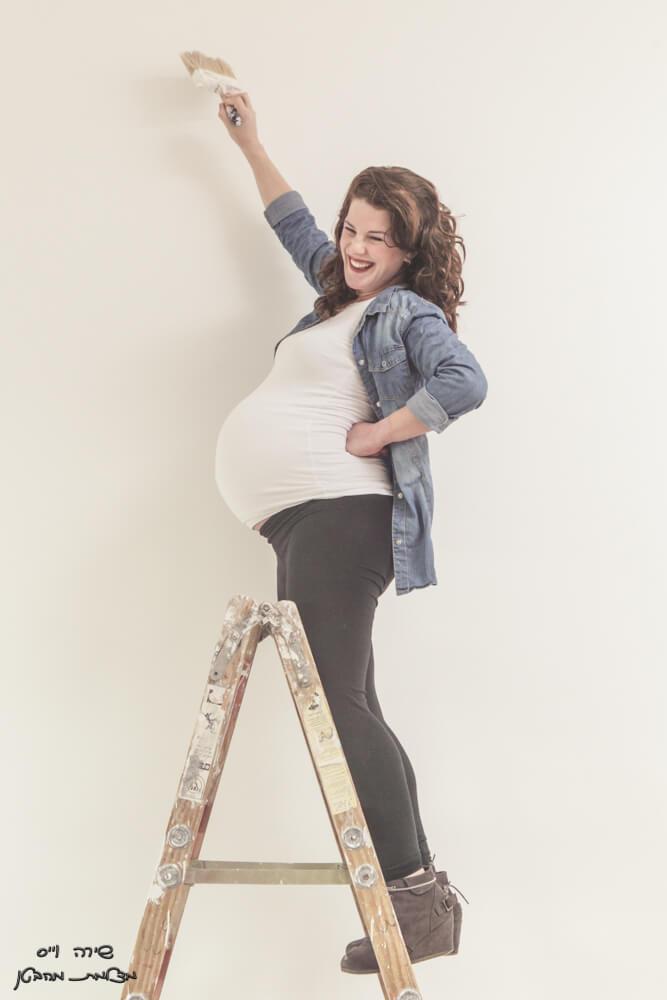 תמונות של שירה וייס - צלמת הריון