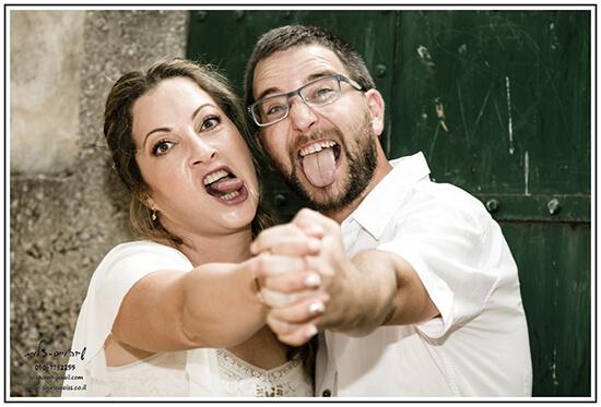 חתונה בלי פילטרים