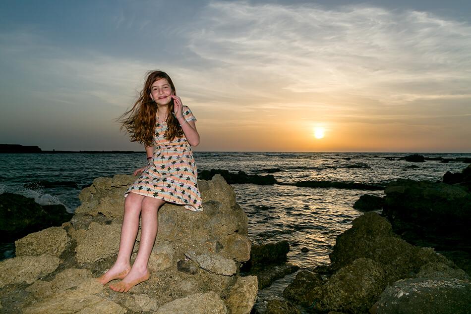 צילמי בוק בת מצווה בים