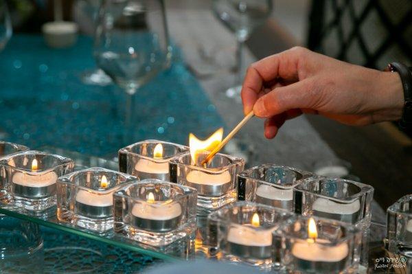 ברכה אלטרנטיבית להדלקת נרות שבת – דוד הרדן